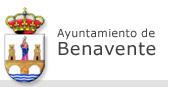 Resultado de imagen de escudo ayuntamiento de benavente